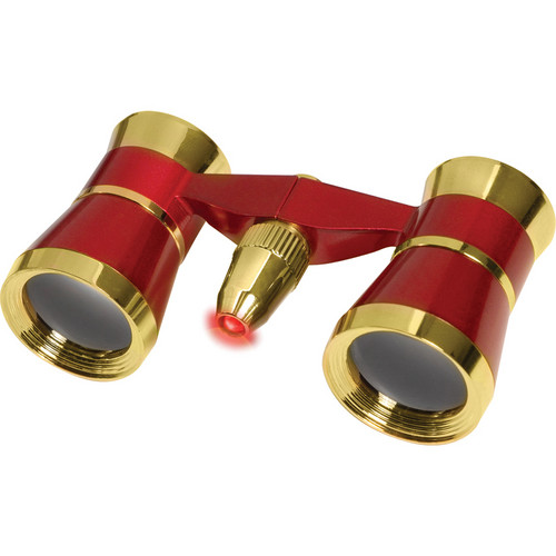 Barska 3x25 Blueline Opera Glasses with Light