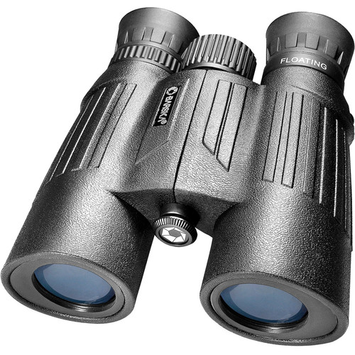 Barska 10x30 WP Floatmaster Floating Binocular (Black)