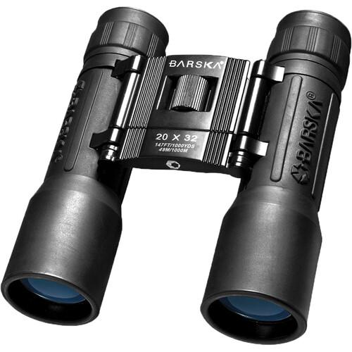 Barska 20x32 Lucid View Binoculars (Black)