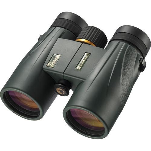 Barska 10x42 WP Naturescape Binocular (Forest Green & Black)