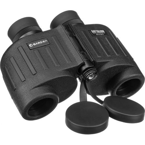 Barska 8x30 WP Battalion Binoculars