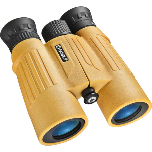 Barska 10x30 WP Floatmaster Floating Binocular (Yellow)
