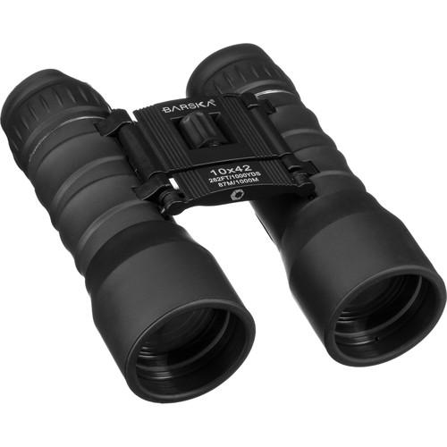 Barska 10x42 Lucid View Binocular (Black)