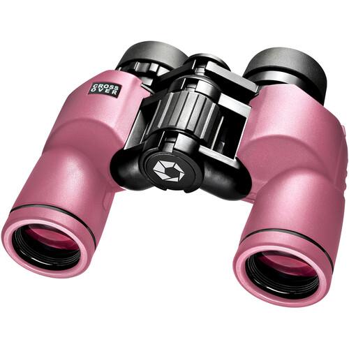 Barska 8x30 WP Crossover Binocular (Pink)
