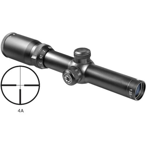 Barska 1.25-4.5x26 Euro-30 Riflescope (Black Matte)