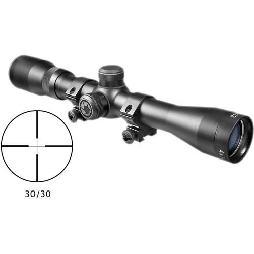 Barska 4x32 Plinker-22 Riflescope (Black Matte, Clamshell Packaging)