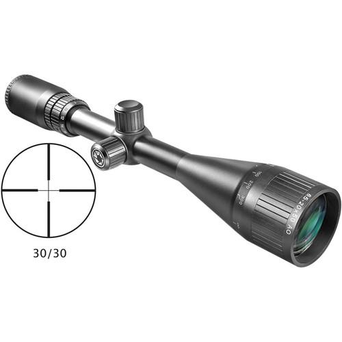 Barska 4-16x50 AO Varmint Riflescope (Black Matte)