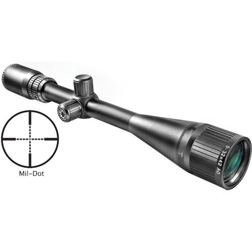 Barska 6-24x42 AO Varmint Riflescope (Black Matte)