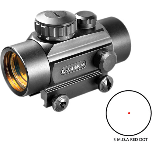 Barska 50mm Red Dot Sight