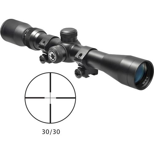 Barska 3-9x32 Plinker-22 Riflescope (Black Matte)