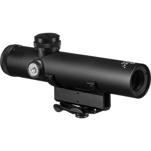 Barska 4x20 Electro Sight M-16 Carry Handle Riflescope (Black Matte)