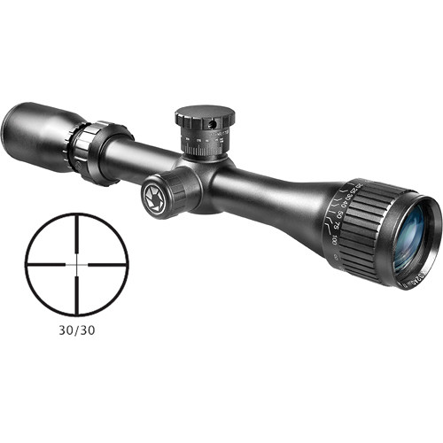 Barska 2-7x32 AO .17 Hot Magnum Riflescope (Black Matte)
