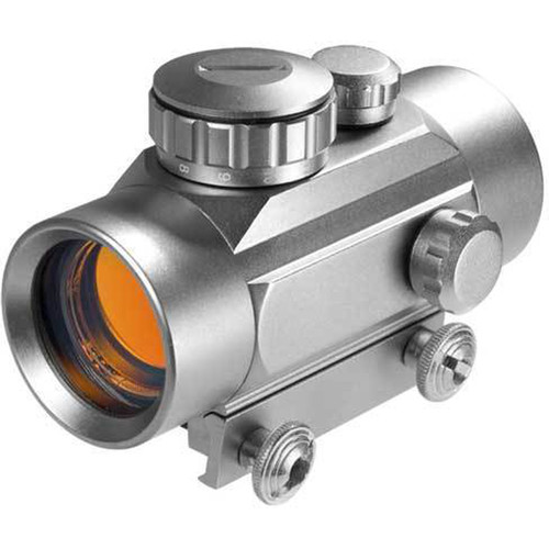 Barska 30mm Red Dot Sight (Silver)