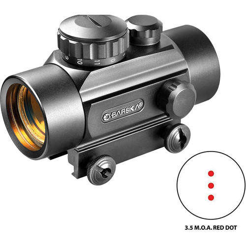 Barska 30mm Red Dot Sight For Crossbows