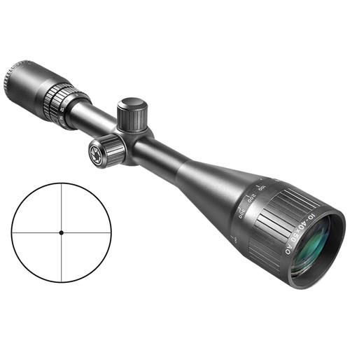 Barska 10-40x50 AO Varmint Riflescope (Black Matte)