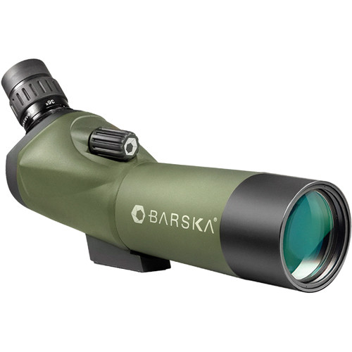 Barska Blackhawk WP 18-36x50 Spotting Scope (Angled-Viewing)