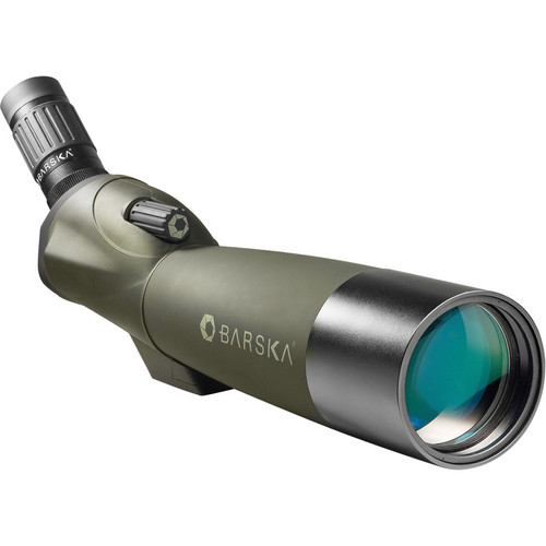 Barska 20-60x80 WP Blackhawk Spotting Scope (Angled Viewing)
