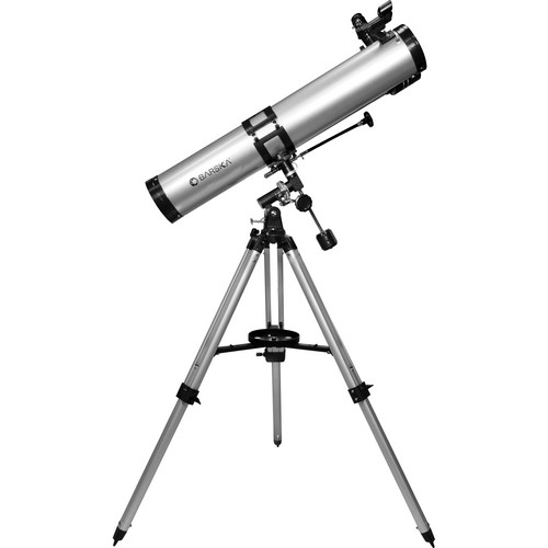 Barska Starwatcher 114mm f/7.9 EQ Reflector Telescope