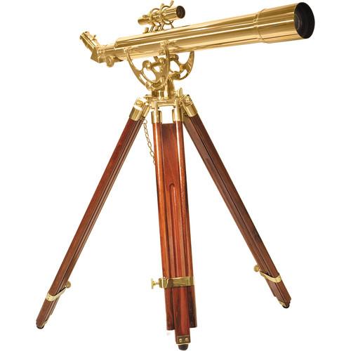 Barska 28x60 Brass Refractor Telescope