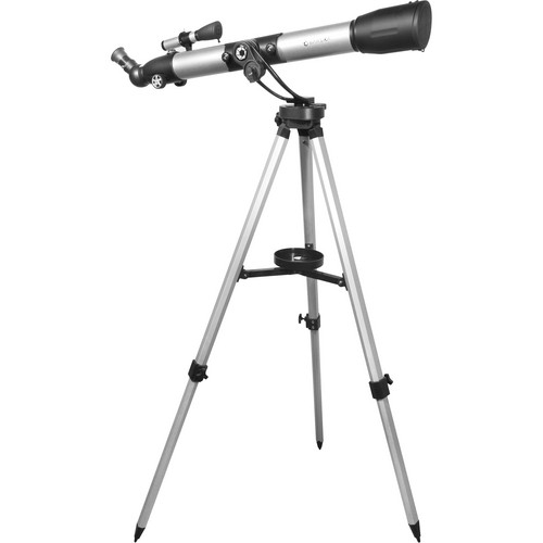 Barska 231 Power Starwatcher Refractor Telescope (Silver)