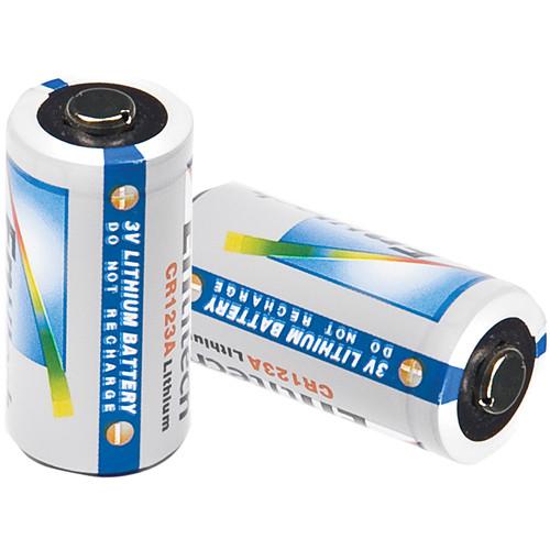 Barska CR123A 3V Lithium Batteries (2-Pack)