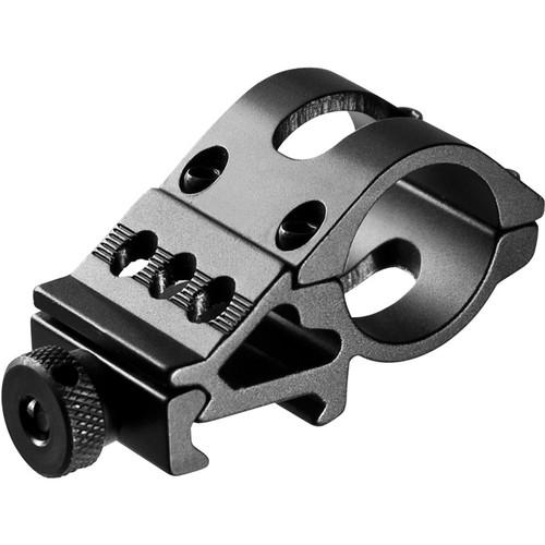 """Barska 1""""/1.18"""" Flashlight/Laser Offset Mounting Ring (0.9"""" Height)"""