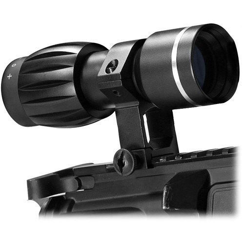 Barska 5x Magnifier with Extra High Ring
