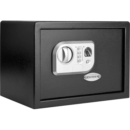 Barska Compact Biometric Keypad Safe