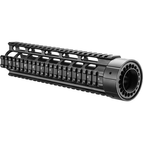 """Barska 10"""" AR Quad Rail (AR-15, M16, M4)"""