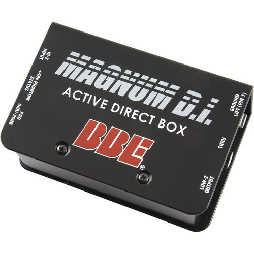 BBE Sound Magnum DI - Direct Box