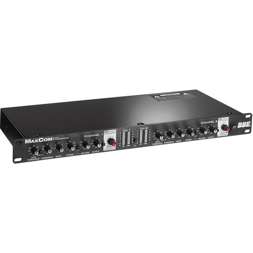 BBE Sound MaxCom Compressor