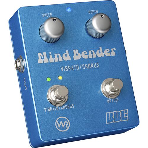 BBE Sound Mind Bender Vibrato & Chorus Pedal