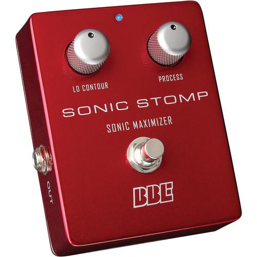 BBE Sound Sonic Stomp Sonic Maximizer Stomp-Box Pedal
