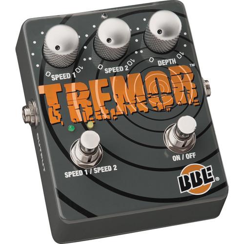 BBE Sound Tremor Dual-Mode Tremolo Pedal