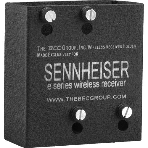 BEC BEC-500 Mounting Box for Sennheiser EW Receivers