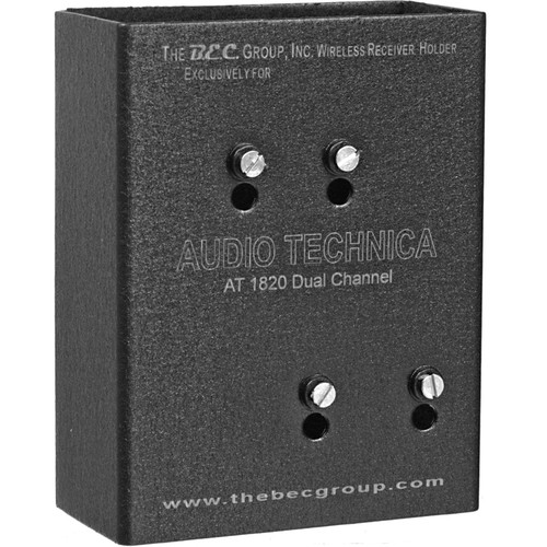 BEC AT-1820 Wireless Receiver Holder for Audio Technica ATW-R1810