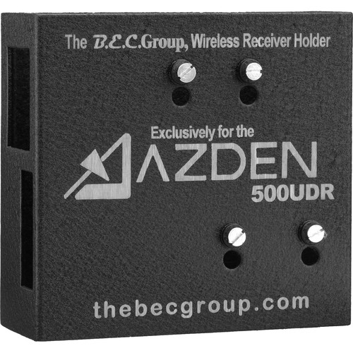BEC AZ500 Mounting Box for Azden Receiver