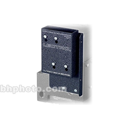BEC EXTBR Extension Bracket for Smaller Receivers Holders