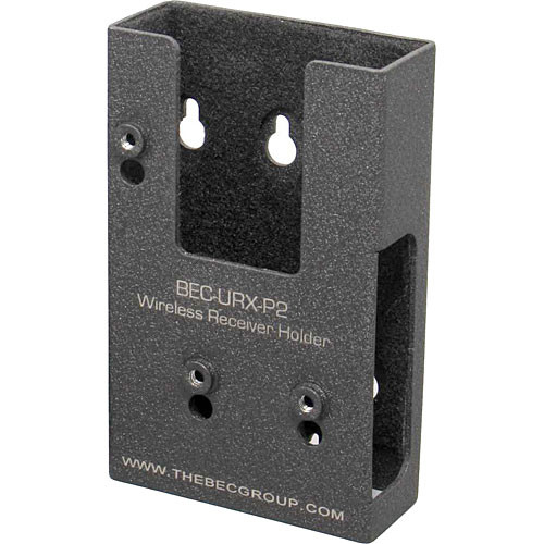 BEC URX-P2 Mounting Box for UWP-V Series Receivers