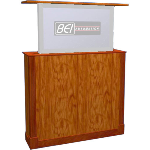 """BEI Audio Visual Products 05300050  Plasma Lift Cabinet ONLY - 50"""""""