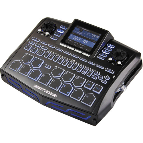 BKE Technology Beat Thang - Mobile Music Production Studio