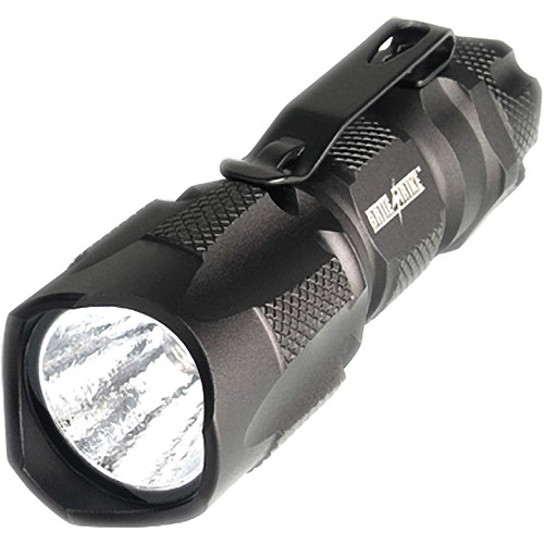 Brite-Strike Blue-Dot 1-Cell Hi/Lo/Strobe Flashlight