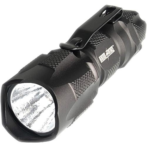 Brite-Strike Blue-Dot 1-Cell Hi/Lo/Strobe Flashlight