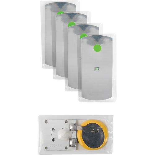 Brite-Strike APALS - AIR - ALL Purpose Replacement Light Strips (Green, 4 Pack)