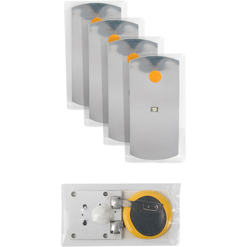 Brite-Strike APALS - AIR - ALL Purpose Replacement Light Strips (Amber, 4 Pack)