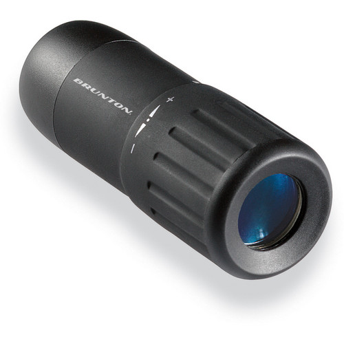 Brunton Echo Pocket Scope 7x18 Monocular (Black)