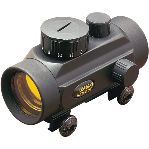 BSA Optics 30mm Red Dot Multi-Purpose Sight