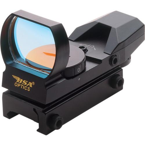 BSA Optics PMRSCP Multi-Reticle Sight (Clamshell Packaging)