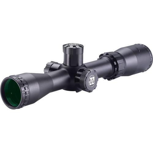 BSA Optics 2-7x32 Sweet 22 Riflescope (30/30 Reticle, Matte Black)