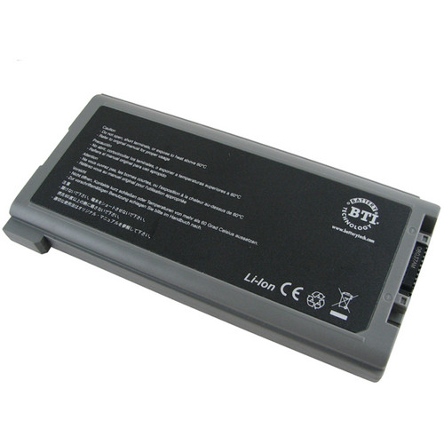 BTI CF-VZSU46U-BTI Premium 9 Cell 7800 mAh 10.8 V Replacement Battery